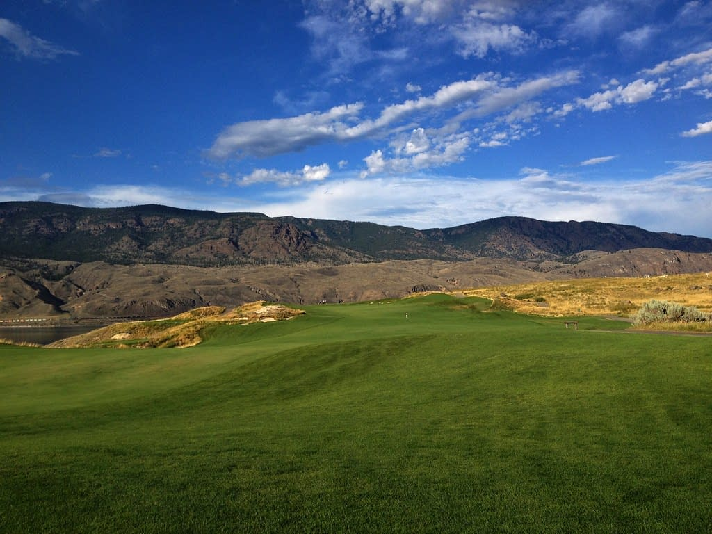 Kamloops Tobiano Golf Course